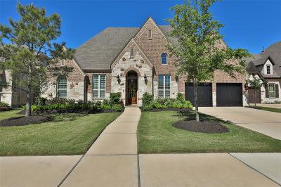 Katy Single Family Home For Sale: 2718 Mayfield Ridge Lane