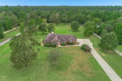 Montgomery Single Family Home For Sale: 8206 Hills Parkway