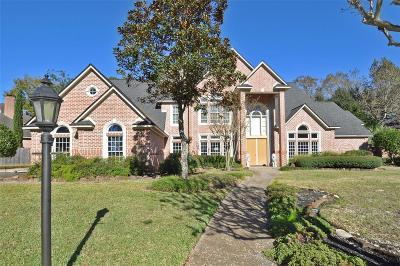 Kingwood Single Family Home For Sale: 1610 Scenic Shore Drive