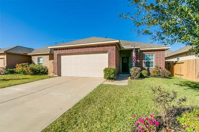Tomball Single Family Home For Sale: 11114 Kingsnorth Drive
