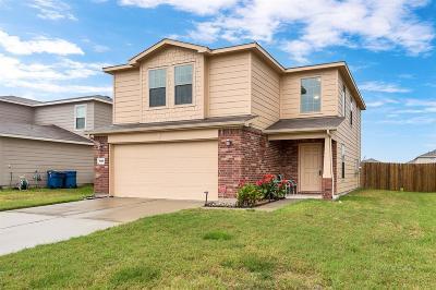 Rosenberg Single Family Home For Sale: 1306 Barton Creek Lane