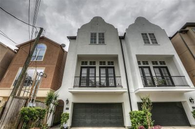 Houston Single Family Home For Sale: 5827 Katy Street