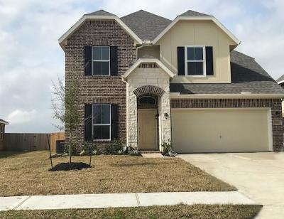 Baytown Single Family Home For Sale: 126 San Marcos Drive
