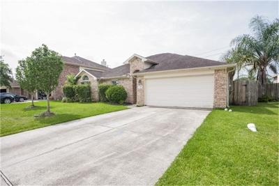 League City TX Single Family Home For Sale: $132,500
