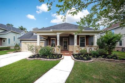 Single Family Home For Sale: 1614 Claytons Bend Court