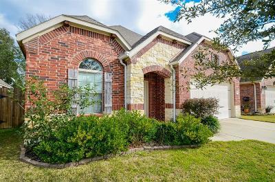 Katy Single Family Home For Sale: 827 E Tide Bay Circle