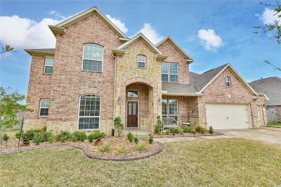 Angleton Single Family Home For Sale: 1236 Laurel Loop