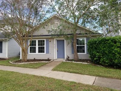 Katy Single Family Home For Sale: 6120 Lone Prairie Way