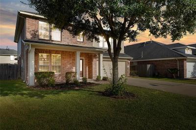 Rosenberg Single Family Home For Sale: 718 Rock Creek Court