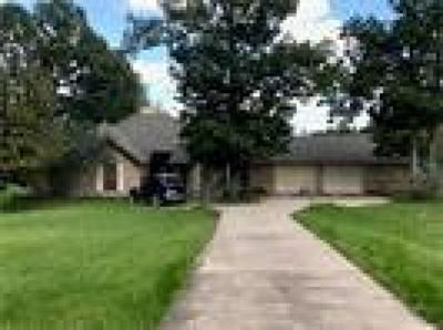 Montgomery Single Family Home For Sale: 13722 Austin McComb Road