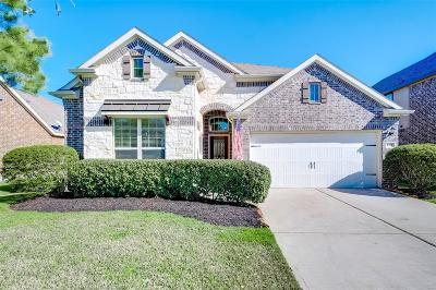 Rosenberg Single Family Home For Sale: 1531 Kent Valley Lane