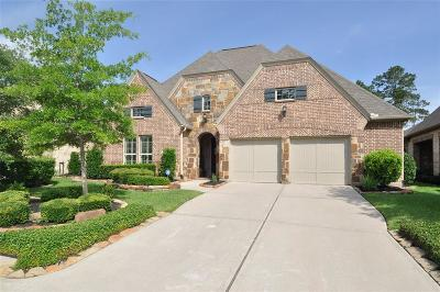 Tomball Single Family Home For Sale: 93 Sundown Ridge Place