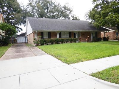 Houston Single Family Home For Sale: 5410 Queensloch Drive