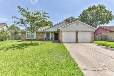 Friendswood Single Family Home For Sale: 16703 Square Rigger Lane