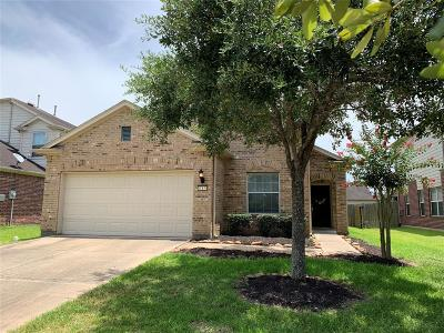Fort Bend County Single Family Home For Sale: 815 Butterfly Lane