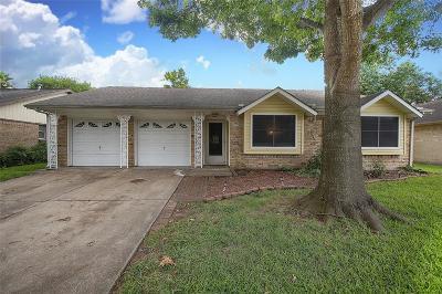 Pasadena Single Family Home For Sale: 4503 Seminole Street