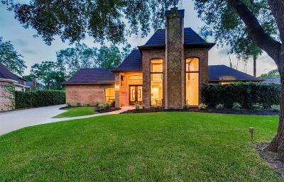 Houston Single Family Home For Sale: 710 Last Arrow Drive