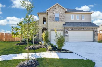 Humble Single Family Home For Sale: 15403 Overdene Pierce