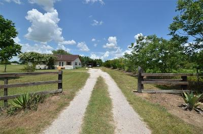 Waller Farm & Ranch For Sale: 14510 Penick Road