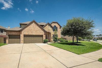 Kingwood Single Family Home For Sale: 21393 Kings Mill Lane
