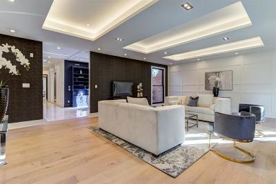 Upper Kirby Condo/Townhouse For Sale: 2910 Virginia Street