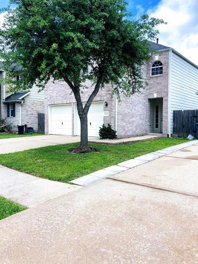 Houston TX Single Family Home For Sale: $214,900