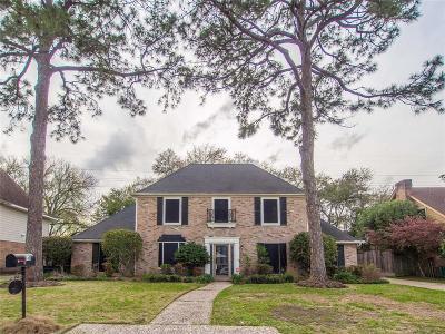 Houston Single Family Home For Sale: 318 Big Hollow Lane