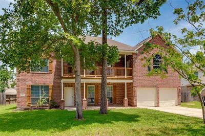 Magnolia Single Family Home For Sale: 6510 Grant Drive