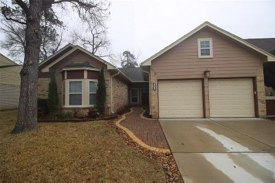 Humble Single Family Home For Sale: 18910 Jodywood Drive