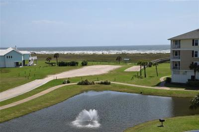 Galveston Condo/Townhouse For Sale: 4121 Pointe West Drive #302