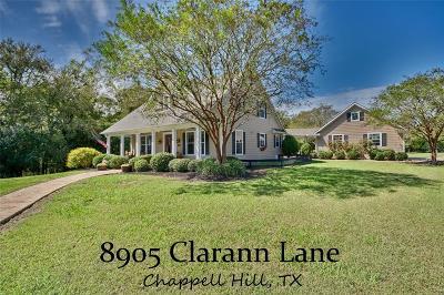 Washington County Single Family Home For Sale: 8905 Clarann Lane