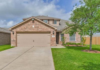 Rosharon Single Family Home For Sale: 9910 Smokey Quartz Lane
