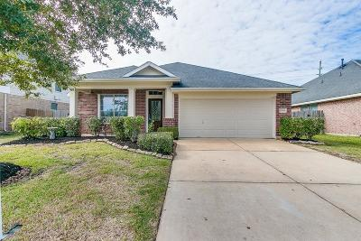 Pearland Rental For Rent: 2608 Dawn River Lane