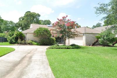 Humble Single Family Home For Sale: 8219 Amber Cove Drive