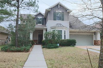 The Woodlands Single Family Home For Sale: 70 N Tapestry Park