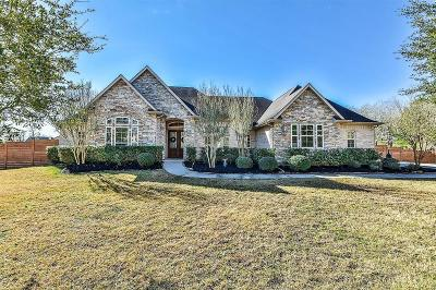 Conroe Single Family Home Pending: 2707 Magenta Meadow