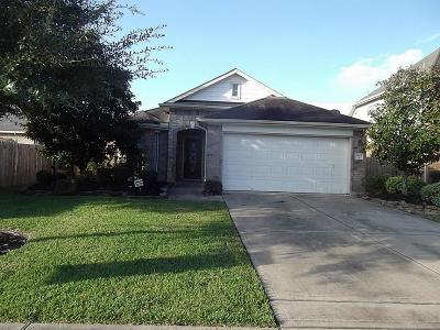 Houston Single Family Home For Sale: 2615 Glenfield Manor Lane