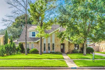 Sugar Land Single Family Home For Sale: 2826 Field Line Dr Drive