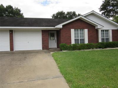 Schulenburg Single Family Home For Sale: 103 Creekwood Drive