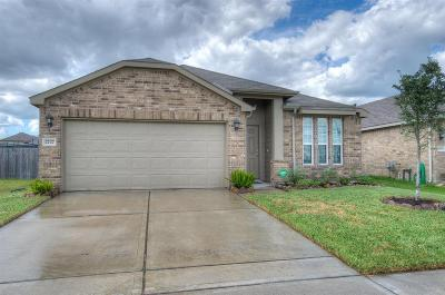 Humble TX Single Family Home For Sale: $174,900