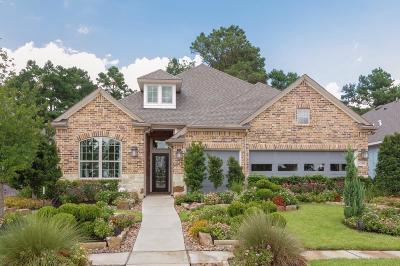 Tomball TX Single Family Home For Sale: $360,000