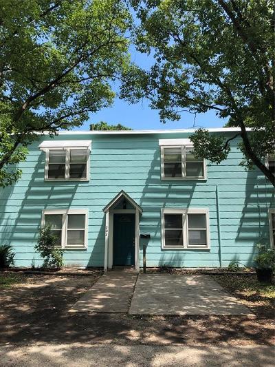 Galveston County Rental For Rent: 815 Shirley Street #202
