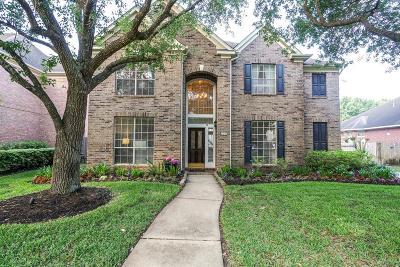 Katy Single Family Home For Sale: 23210 Greenrush Drive