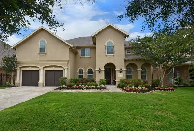 Houston Single Family Home For Sale: 1207 Belgravia Way