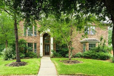 Houston Single Family Home For Sale: 10123 Heron Meadows Drive