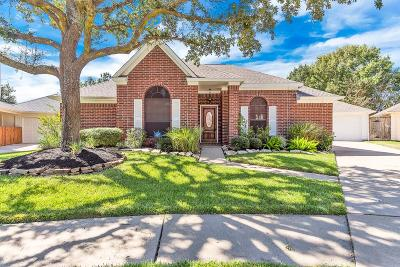 Katy Single Family Home For Sale: 6119 Plantation Bay Drive