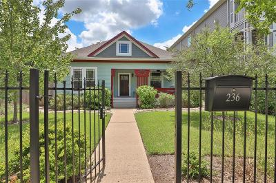 Houston Single Family Home For Sale: 236 W 24th Street