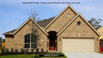 Manvel Single Family Home For Sale: 5118 Blue Canoe Road