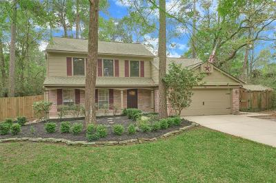 The Woodlands Single Family Home For Sale: 58 Quiet Peace Place
