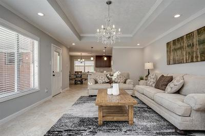 Houston Single Family Home For Sale: 4303 Woodvalley Drive